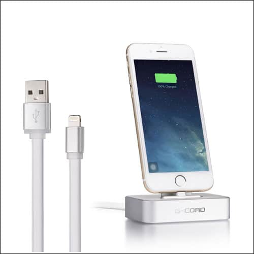 G-Cord iPhone 7 or 7 Plus Charging Dock