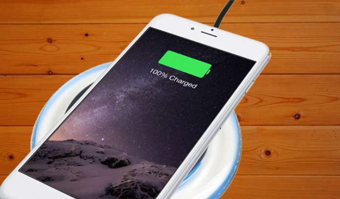 How to Charge iPhone 7 or iPhone 7 Plus Using Wireless Charging Pad