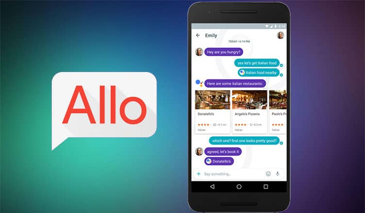 How to Install and Set up Google Allo Chat Messenger App