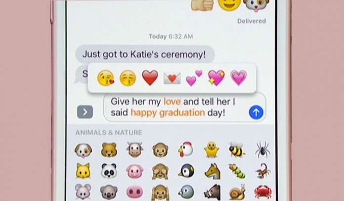 How to Use Emoji Tapbacks in iMessage in iOS 10 on iPhone and iPad