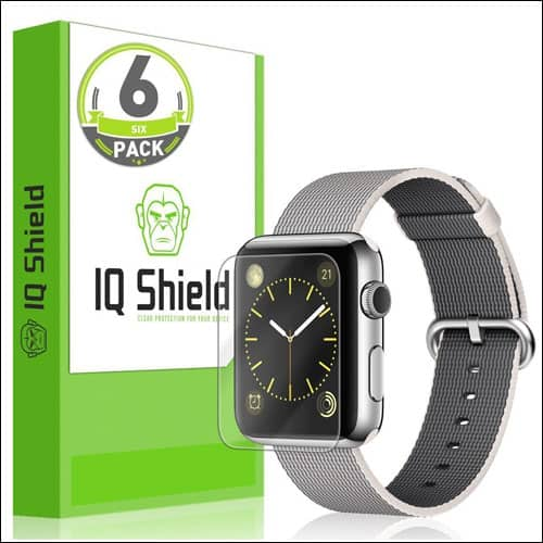 IQ Shield Apple Watch Series 2 Screen Protector