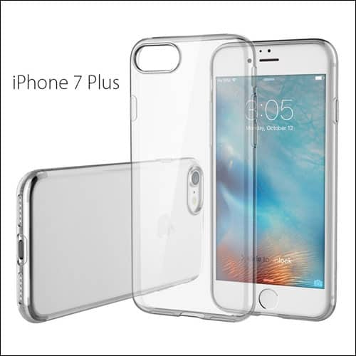 IXIR iPhone 7 Plus Clear Case