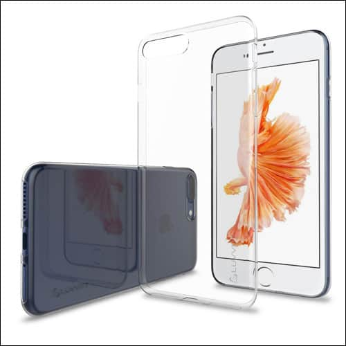 LUVVITT iPhone 7 Clear Case