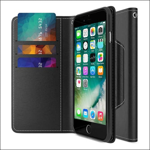 Maxboost iPhone 7 Plus Leather Case