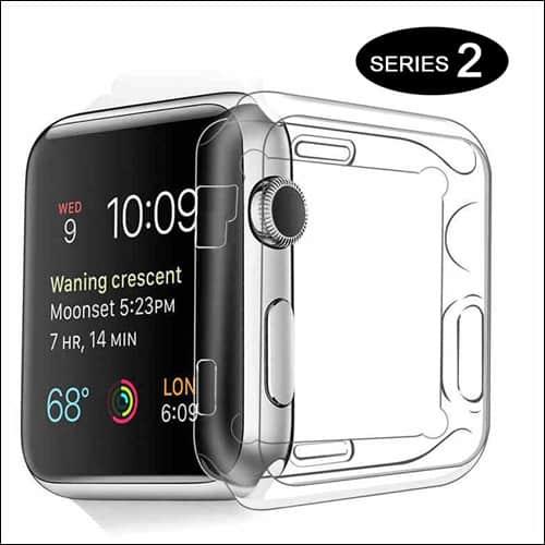 Merrymall Apple Watch Series 2 Nike Plus Case