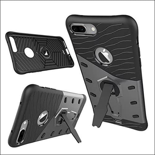 Moonmini iPhone 7 Plus Kickstand Cases
