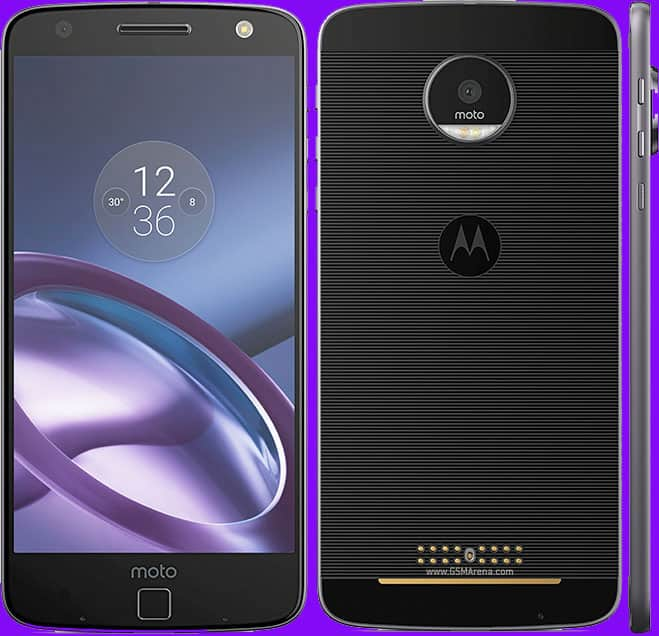 Moto Z Ultra-thin Design