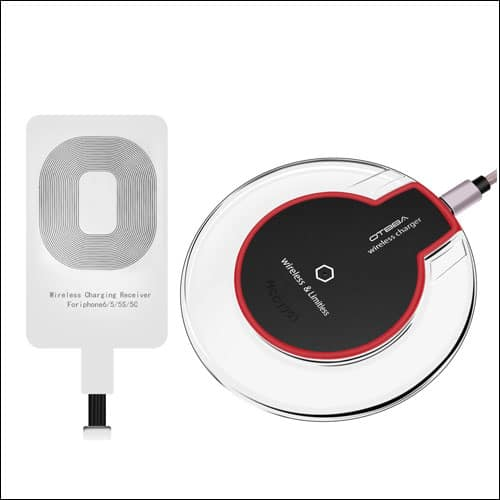 OTBBA iPhone 7 and 7 Plus Wireless Charging Pad