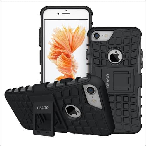 Oeago iPhone 7 Kickstand Cases