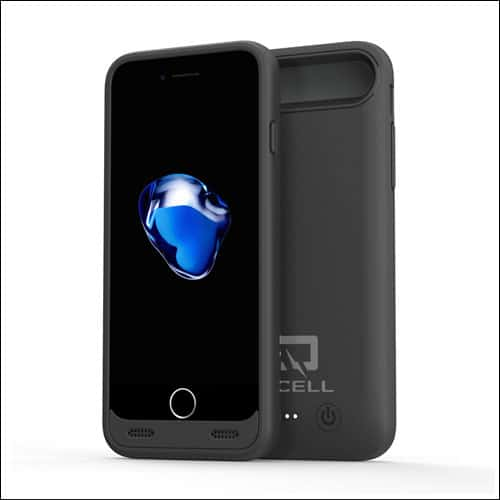 QCell iPhone 7 Battery Case