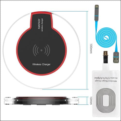 Readgo iPhone 7 and 7 Plus Wireless Charging Pad