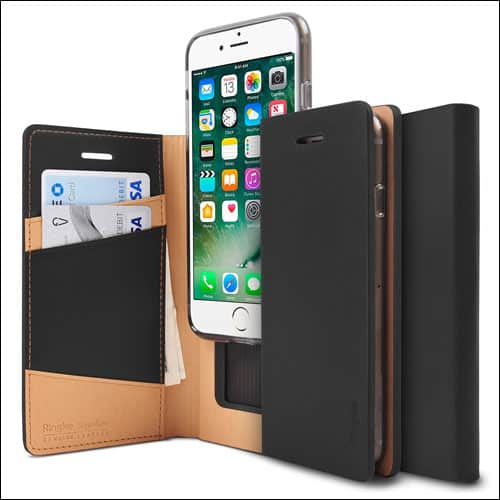 Ringke iPhone 7 Plus Leather Case