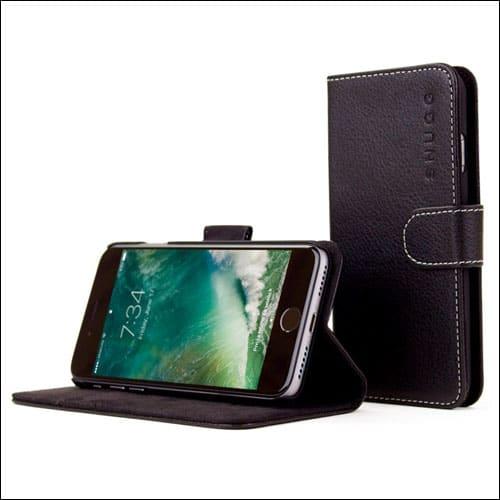 Snugg iPhone 7 Plus Wallet Cases