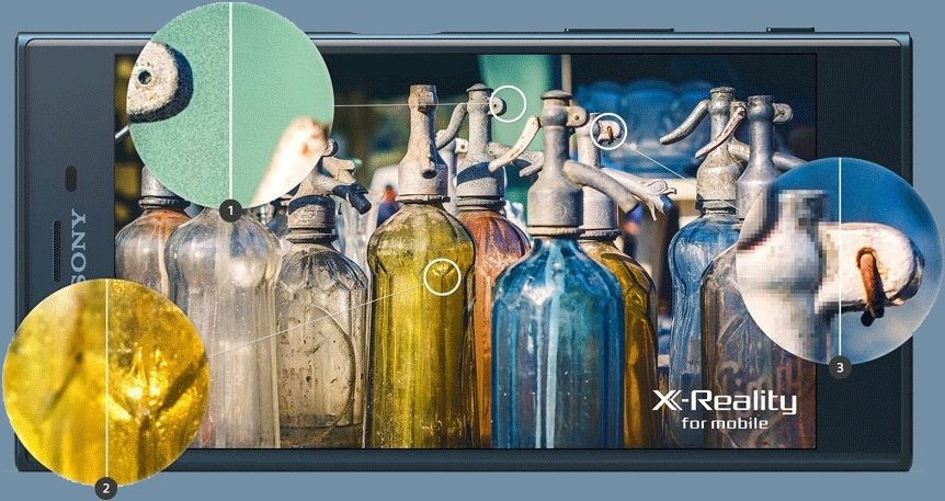 Sony Xperia X Compact Display