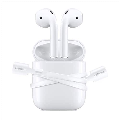 Spigen AirPods or Earphone for iPhone 7 and 7 Plus