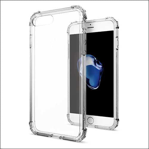 Spigen [Crystal Shell] iPhone 7 Plus Case