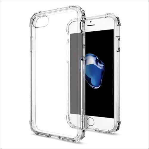 Spigen [Crystal Shell] iPhone 7 Case