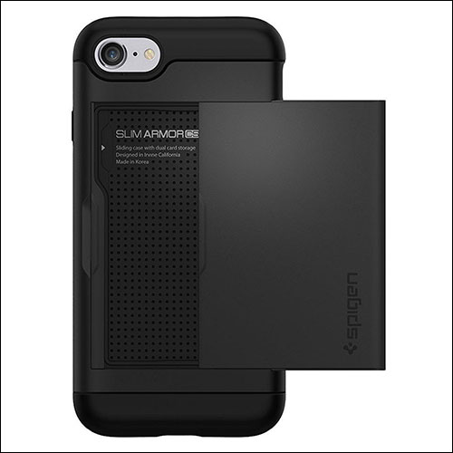 Spigen Slim Armor CS iPhone 7 Wallet Cases