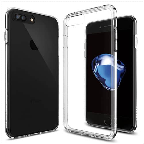 Spigen iPhone 7 Plus Clear Case