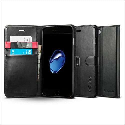 Spigen iPhone 7 Plus Leather Case