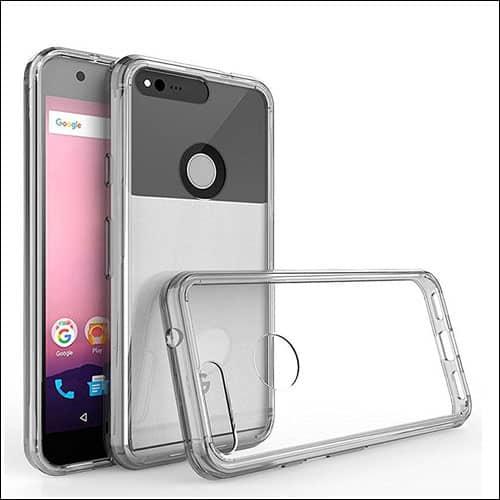 AMZER Google Pixel XL Clear Case