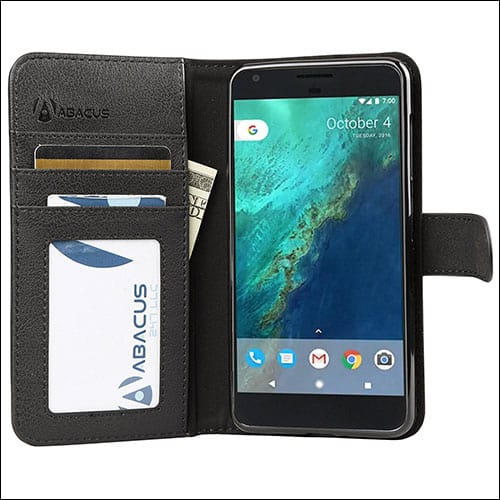 Abacus24-7 Google Pixel XL Wallet Case