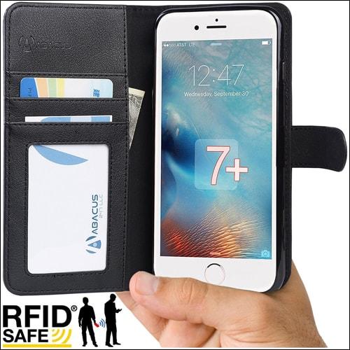 Abacus24-7 iPhone 7 Plus Flip Case