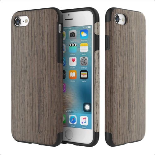 Ai-case iPhone 7 Plus Wooden Case