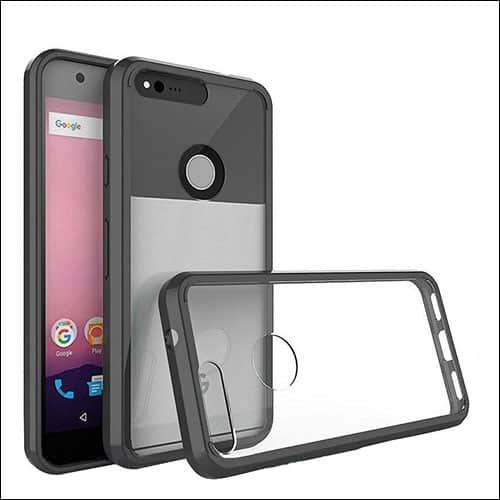 Amzer Google Pixel XL Bumper Case