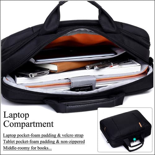 BRINCH MacBook Pro Messenger Bags