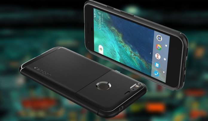 Spigen Ultra Hybrid Google Pixel XL Case