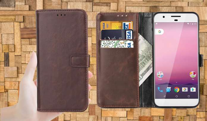 Best Leather Cases for Google Pixel Phone