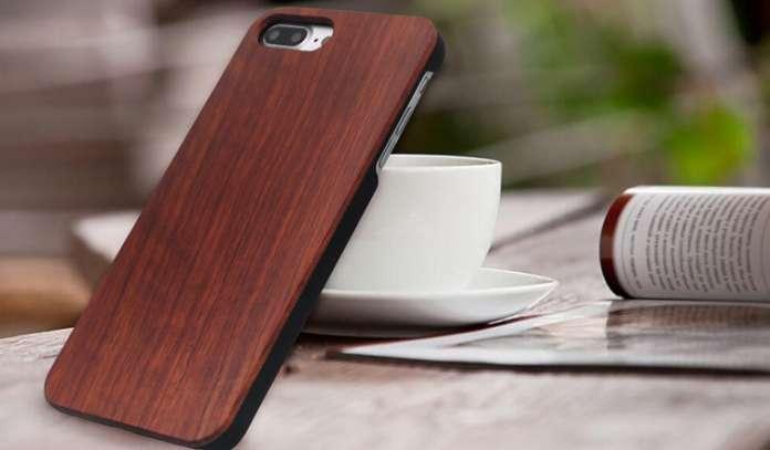 Best iPhone 7 Plus Wooden Cases