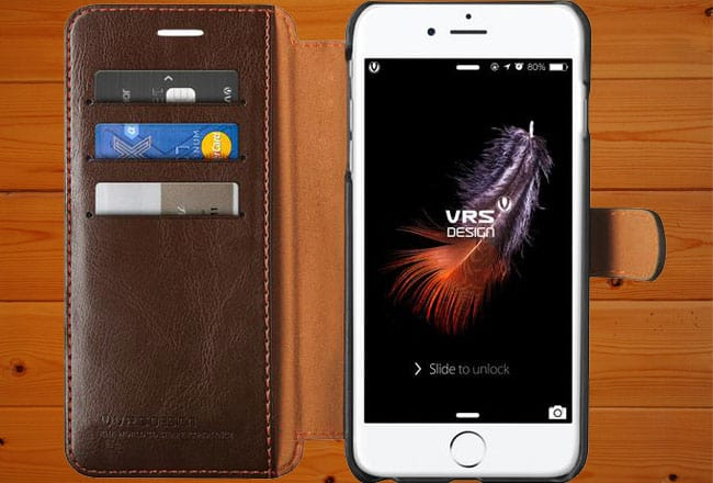 Best iPhone 7 Wallet Case from VRS Design