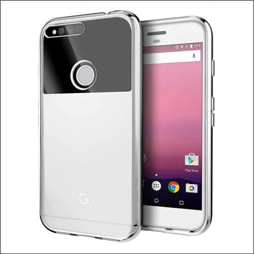 Cimo Google Pixel Clear Case