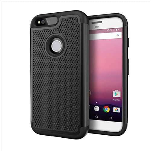 Cimo Heavy Duty Case for Google Pixel XL