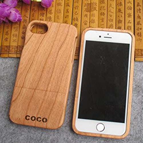 CoCo iPhone 7 Plus Wooden Case