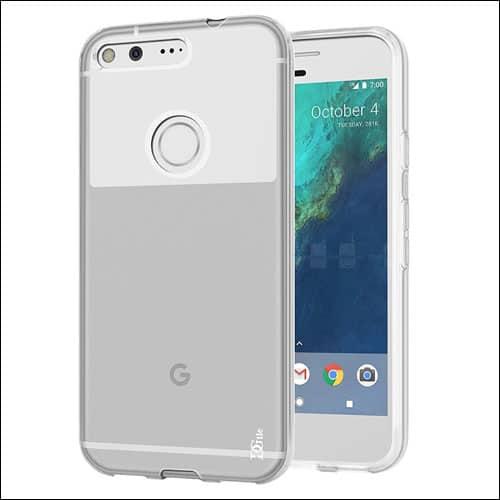 DGtle Google Pixel Phone Clear Case