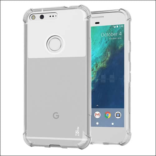 DGtle Google Pixel XL Bumper Case