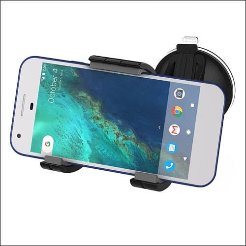 Encased Google Pixel and Pixel XL Car Mount