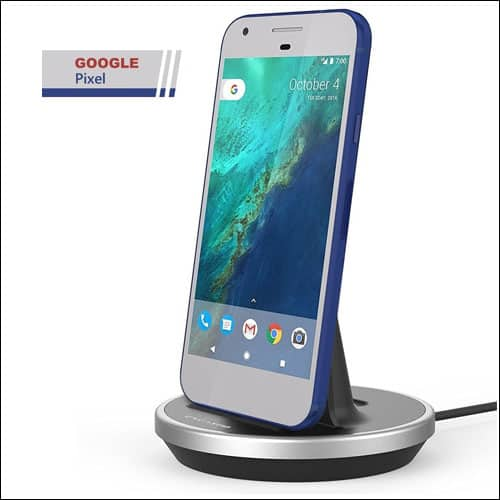Encased Google Pixel and Pixel XL Charging Dock