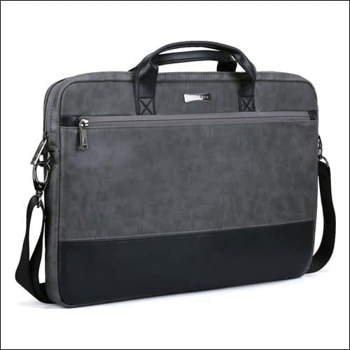 Evecase Leather MacBook Pro Messenger Bags