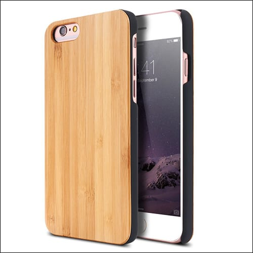 FLOVEME iPhone 7 Plus Wooden Case