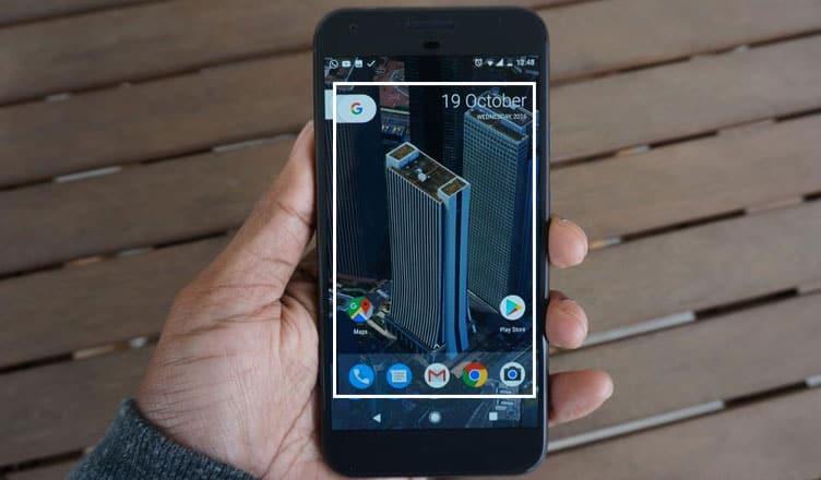 Hot to Take Screenshots on Google Pixel and Pixel XL