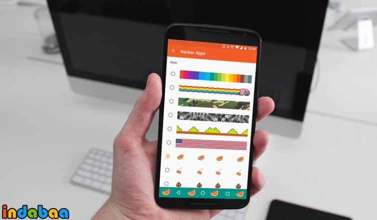 How to Change Navigation Bar Color on Android Using Navbar Apps