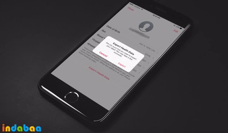 How to Move or Transfer your Health Data to a New iPhone