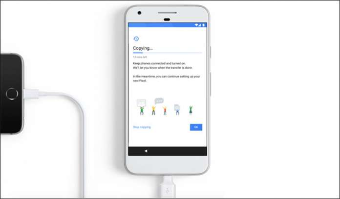 How to Switch from Old iPhone or Android Phone to Google Pixel Phone