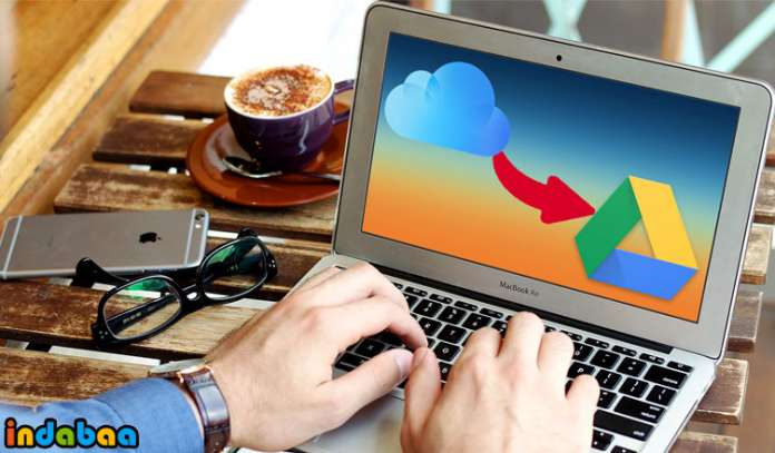 How to Transfer Files from iCloud Drive to Google Drive