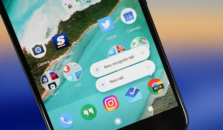 How to Use App Shortcuts in Android 7.1 on the Google Pixel and Pixel XL Phone