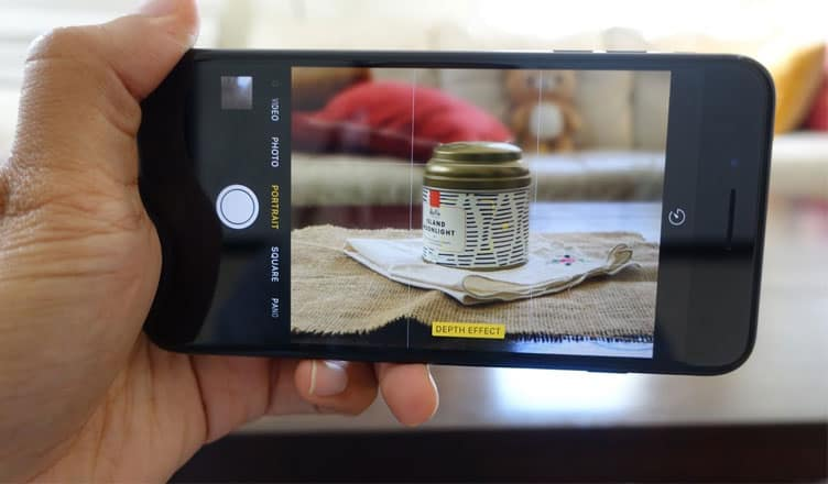 How to Use Portrait Mode on iPhone 7 and 7 Plus and older iPhones